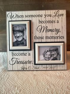 Fun DIY craft projects for any time of the year. Feb Our favorite DIY projects Condolence Gift, Sympathy Gifts, Craft Gifts, Diy Gifts, Homemade Gifts, Homemade Pictures, In Memory Of Dad, In Memory Gifts, Memory Crafts