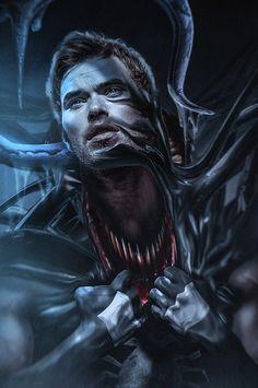 We Are Venom , Kode LGX on ArtStation at https://www.artstation.com/artwork/dGGPK