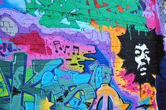 #streetart #berlin @ beachclub #yaam
