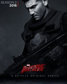 UPDATE: FAN ART: Jon Bernthal As THE PUNISHER (Season 2 of the Daredevil)