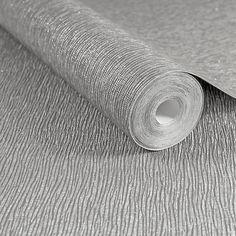 Graham & Brown Boutique Silver Shimmer Wallpaper