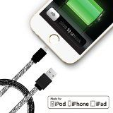 Lightning Cable for iPhone 6 / 6 Plus, 5s / 5c / 5, iPad Air 4 iPad Mini Retina, iPod Nano 7th Generation, Charging Sync Data Flat Tangle Free Cable by Vibe® [Apple MFi Certified] Reviews - http://www.knockoffrate.com/cell-phones-accessories/lightning-cable-for-iphone-6-6-plus-5s-5c-5-ipad-air-4-ipad-mini-retina-ipod-nano-7th-generation-charging-sync-data-flat-tangle-free-cable-by-vibe-apple-mfi-certified-reviews/