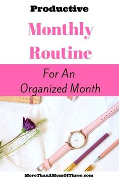 7 things you should do at the beginning of every month for an organized month ahead. My monthly routine for a busy working mom to help you get more done. Clean House Schedule, Kids Schedule, Weekly Cleaning Schedule Printable, Kids Sleep, Child Sleep, Work From Home Tips, Busy At Work, Staying Organized, Working Moms
