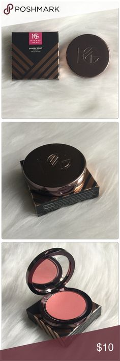 MAKEUP GEEK BLUSH - XOXO - COMPACT Very pretty powder blush color. XOXO is a watermelon pink with a matte finish. This shade is best suited for medium skin tones.                                                                                                                 ✅Price is firm unless bundle                                                                                                                             ❌NO TRADES. ❌NO LOWBALL OFFERS makeupgeek Makeup Blush