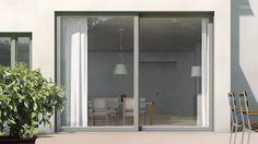Sliding windows with tilt/slide system