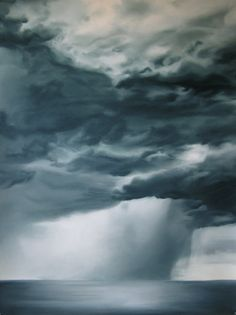 Storms- Soft Pastel on Paper- Zaria Forman. Pastel Drawing, Painting & Drawing, Soft Pastel Art, Soft Pastels, 21st Century Artists, Pablo Picasso, Encaustic Art, Traditional Paintings, Watercolor Landscape