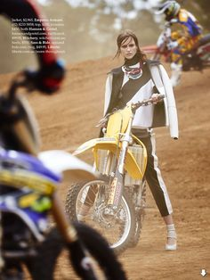 visual optimism; fashion editorials, shows, campaigns & more!: rush: nicole pollard by georges antoni for elle australia july 2014