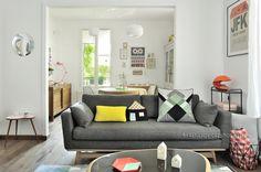 Chez Céline, reportage de Christine Pirot Hébras pour Maison Créative, photo de Frenchie Cristogatin.