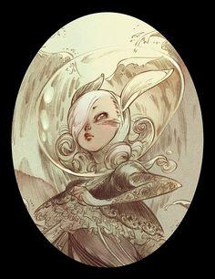 Art - Alice. Barbara Canepa