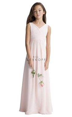 Junior Bridesmaids Style 111502 Wedding Dresses For Girls ed6fdcee97fb