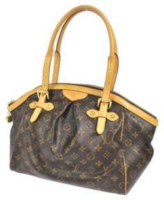 370ab237a9b1 Louis Vuitton Monogram Tivoli Gm Large Shoulder Bag Louis Vuitton Tivoli