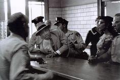 Luther King Jr. preso sob acusação de vadiagem