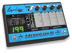 On my pedal board:  Roger Linn's AdrenaLinn III. Endless possibilities...