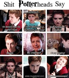 Tessa Netting and what Potterheads say