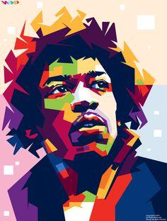 Wedha's Pop Art Portrait - WPAP by arifismail on DeviantArt Pop Art Portraits, Portrait Art, Illustration Pop Art, Pop Art Poster, Bob Marley Pictures, Caricature, Hip Hop Art, Graphic Artwork, Music Artwork