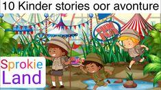 𝟙𝟘 𝕂𝕚𝕟𝕕𝕖𝕣 𝕤𝕥𝕠𝕣𝕚𝕖𝕤 𝕠𝕠𝕣 𝕒𝕧𝕠𝕟𝕥𝕦𝕣𝕖 | Afrikaanse luisterstories | sprokies - YouTube Afrikaans, Youtube, Fictional Characters, Kids, Fantasy Characters, Youtubers, Youtube Movies