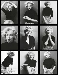 Always Marilyn Monroe - Marilyn by Milton Greene in September 1953 for Look magazine. Marylin Monroe, Marilyn Monroe Kunst, Marilyn Monroe Cuadros, Marilyn Monroe Artwork, Viejo Hollywood, Old Hollywood, Milton Greene, Look Magazine, Norma Jeane