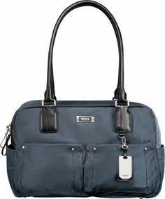 Tumi Voyageur Geneva Carry-All Slate Grey - via eBags.com!