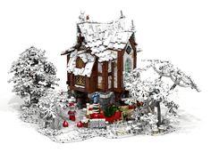 LEGO Ideas - Merchant's House