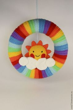 How to Make Amigurumi – Learn this Art that is a Success Crochet Wreath, Crochet Diy, Crochet Amigurumi, Crochet Home Decor, Amigurumi Patterns, Crochet Patterns, Crochet Bunting, Handmade Baby, Handmade Toys