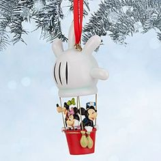 Disney Mickey Mouse Clubhouse Sketchbook Ornament | Disney StoreMickey Mouse Clubhouse Sketchbook Ornament - Take off on an adventure with your friends from <i>Mickey Mouse Clubhouse</i>! Mickey, Minnie, Donald Duck and Goofy will be landing soon on your Christmas tree for a fun-powered holiday!