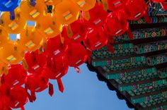 https://flic.kr/p/B3zxLR | Diagonales Jogyesa | Coloridas linternas decorando el templo de Jogyesa en la zona de Insadong, Seúl, Corea del Sur.  ---------------------------------------  Colorful lanterns decorating Jogyesa temple, close to Insadong, Seoul, South Korea.  ========================================================== follow me: Flickr | Google+ | Twitter | 500px | Facebook | Instagram ==========================================================  Contract me through…