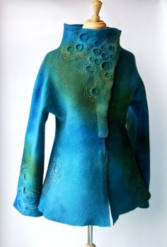 Fiona Duthie: Celestial Jacket 2