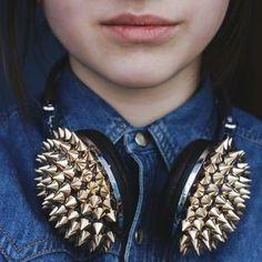spike headphones