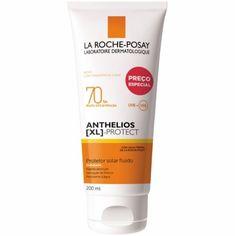 Protetor Solar Anthelios Fluide La Roche -Posay Fps70 200ml - PanVel Farmácias