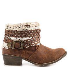 Tiger Bear Republik Vegan Boots Tan Western #TigerBearTanCowboyCrochet #CowboyWestern