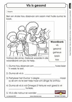 10 Best Afrikaans worksheets/ worksheetgenius images | Afrikaans ...
