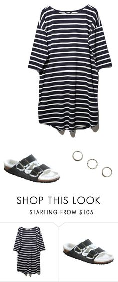 """School Dayz #2"" by m2w8w8 on Polyvore featuring BB Dakota, Birkenstock and D&G"