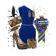 I'm not particularly a fan of ravenclaw but these clothes are to die for.