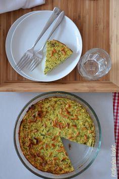 Zucchini-Kuchen