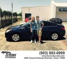 https://flic.kr/p/J9GRBp | #HappyBirthday to Priscilla from Ric Metcalf at Texoma Hyundai! | deliverymaxx.com/DealerReviews.aspx?DealerCode=L967