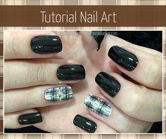 Tutorial Nail Art / Unha Decorada