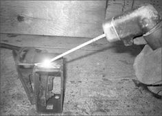 Arc Welding Basics: An introduction to steel welding using a basic arc welder. This tutorial covers some basic tips and techniques of stick welding. More at http://www.atomiczombie.com/Tutorial%20-%20Arc%20Welding%20Basics%20-%20Page%201.aspx