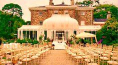 Weddings at Marlfield house , wexford , Ireland