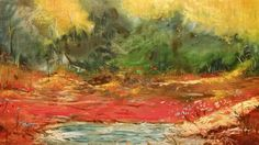 Impressionism by Impressionist FineArtist TuckerDemps. Original oil on canvas ,16 X 20.