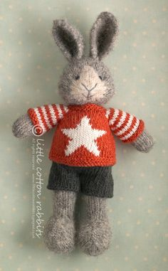 Ambrose from Little Cotton Rabbits ... adorable, gorgeous colours