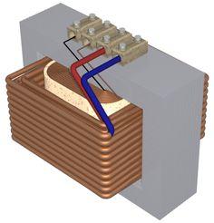O Que é o Núcleo de um Transformador? http://eletricaesuasduvidas.blogspot.com.br/2014/09/o-que-e-o-nucleo-de-um-transformador.html