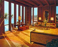 Resort home in Corona Del Mar, California 1966