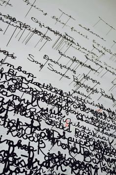 On this wall you could write your favorite food. Pavilion: Korea