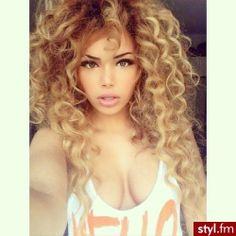 Curls, Curls, Curls.