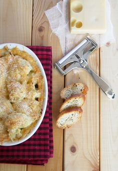 1080 Recetas de Cocina -- Book  Receta 339: Coliflor con bechamel