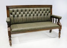 Our Glasgow bench with arms. Bench Furniture, Traditional Benches, Furniture, Dining Bench, Bench, Home, Traditional Furniture, Restoration, Home Decor