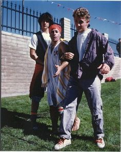 80slove:  Bill & Ted's Excellent Adventure (1989)