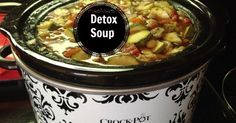 soup, detox soup, vegetable soup, cabbage soup diet, detox, weight loss, detox diet,