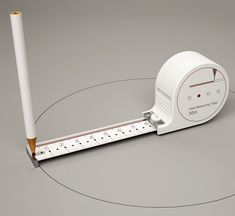 Hole Measuring Tape / Sunghoon Jung