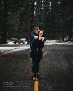 winter love. by BertyMandagie